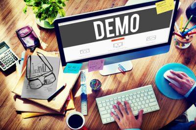 RCR Software Demo